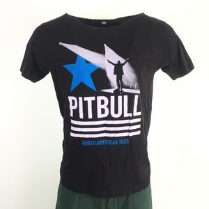 Pitbull Concert Tour 2013 T-Shirt DR10709